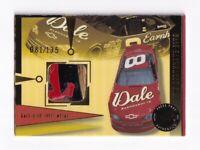 2002 VIP RACE USED SHEET METAL CAR #SC15 Dale Earnhardt Jr. BV$120! #081/135!