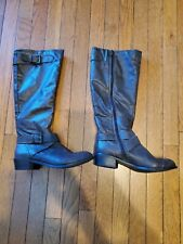 LADIES WORTHINGTON BROWN BOOTS SIZE 9