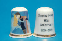 Sleeping Beauty 60th Anniversary 1959-2019 China Thimble B/135