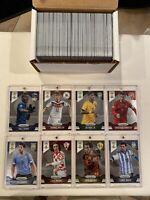 2014 Panini Prizm FIFA World Cup Complete Base Set 1-201 Messi, Ronaldo, Neymar