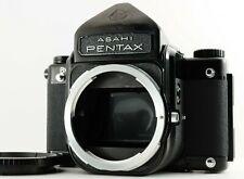Excellent+ Pentax Medium Format Film Camera 6x7 Eye Level Finder from Japan