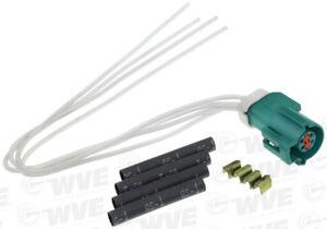 Oxygen Sensor Connector WVE BY NTK 1P2065