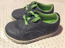 Kids boys clarks shoes size 4 g infant