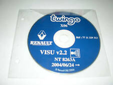 Schematics On CD Renault Twingo - Stand 06/2004