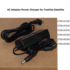 Adapter Power Charger For Toshiba Satellite C75D Series A7102 A7310 A7370 other