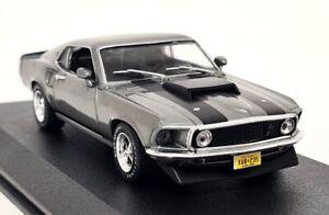 Greenlight 1/43 Scale - John Wick 1969 Ford Mustang BOSS 429 Diecast car