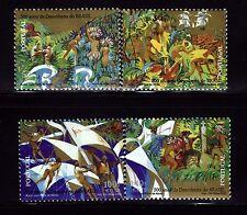 PORTUGAL 2000 2408/11 4v. 500 DESCUBRIMIENTO BRASIL