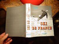 SKI DE FRANCE J Franco & M Mora Apprendre à Skier 1962 Les Techniques l'Ecole