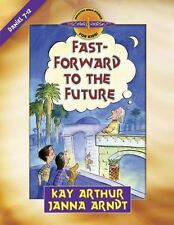 Fast-Forward to the Future: Daniel 7-12 Discover 4 Yourself Inductive Bible Stu