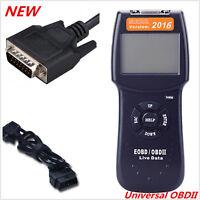 OBDII Car Fault Trouble Code Reader Obd2 Diagnostic Scanner Tool D900 Universal