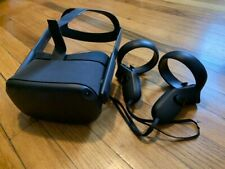 Oculus Quest 64GB VR Headset - Black, Plus extras