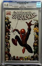 Amazing Spider-man Vol # 1 Issue # 602 CGC 9.0 Variant 1st App of the new Slyde