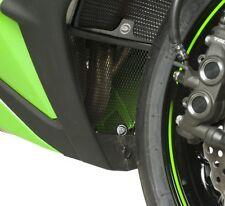 Kawasaki ZX10 R 2012 R&G Racing Green Downpipe Grille DG0003GR