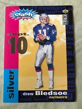 1995 Collector's Choice Crash The Game #C9 Drew Bledsoe