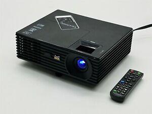 ViewSonic PJD5134 SVGA 800*600 HDMI 3D DLP Projector 3000-Lumens w/Remote