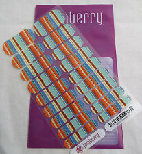 Jamberry Egyption Sol B007 Nail Wrap  (Full Sheet )  New