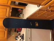 k2 Electra snowboard used good shape 157 cm.wide 11.75 at tip 10.75 at center