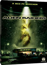 ALIEN RAIDERS: RAW FEED SERIES / (OCRD WS) - DVD - Region 1
