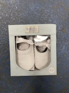 Robeez by Stride Rite Shoes SPECIAL OCCAS GIRLS 18-24 MONTHS