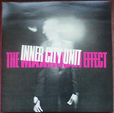 Inner City Unit The Maximum Effect LP 1981 punk new wave Australian NM+