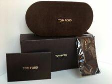 Tom Ford New Genuine Sunglasses  Eyeglasses Hard Case Full Set