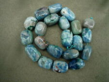 Papagoite and Ajoite Beads return to a state of grace, connection to higher 4191