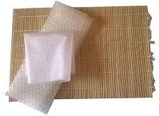 Heidifeathers humide feutrage basic's kit-bamboo rolling mat, papier bulle + filet
