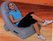 Simex Aufblasbarer Multifunktionaler Sessel Lounger Reise Camping Zelten Outdoor