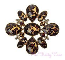 Tiere & Insekten Modeschmuck-broschen aus Kristall