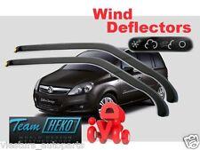 Opel / GM / Vauxhall ZAFIRA  B 5D  2005 - 2011 Wind deflectors  2.pc HEKO  25322