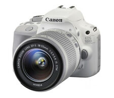 Canon 100D 18-55mm IS STM Lens White (Kiss x7 Rebel SL1 ) - Express Shipping