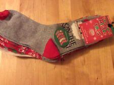 Set of 5 Ladies Novelty Christmas Cotton Blend Socks UK 4-7 Red Green Santa