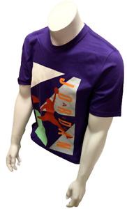Nike Jordan Men's Air Jordan Jumpman Purple Short Sleeve Shirt Size Medium