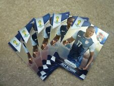 Panini Prizm World cup 2014 Jozy Altidore 5 Card lot USA Hot