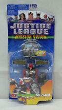 Justice League Animated Mission Vision Set of 7 Figures Mattel Nip 4+ 2003 2006