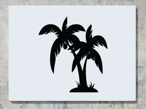 XXL Palm tree Tropical Wall Nature home decor sticker vinyl decals stickers Love