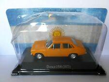 DIE CAST -DIE CAST - DODGE 1500 (1971)  - AUTOS INOLVIDABLES SALVAT SCALA 1/43