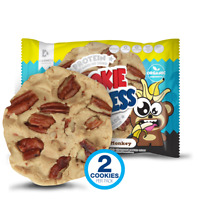 Cookie Madness Protein Cookies Box of 24 soft bake cookies 2x12 LIQUIDATION!