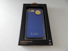 Nicole Miller Protective SmartPhone Case iPhone 7 Blue Gold iPhone 8 IC7036-BLD