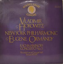 "VLADIMIR HOROWITZ - EUGENE ORMANDY  12"" 2 LP (O55)"