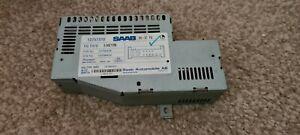 SAAB 9-3 93 2003-2006 STEREO AMPLIFIER AMP1 UNDERSEAT  12757370  12800531