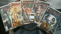 Grimm fairy tales wonderland #1 #24 #25 #26  wonderland age of darkness one shot