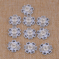 10pcs 3W RGB Farbe High Power LED Chip Licht Lampe 6 Pin