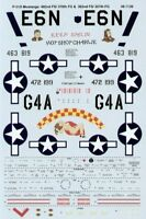 Microscale Decals 1/48 North-American P-51D Mustang # SS481128