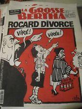 """""""La Grosse Bertha"""" LOT de 40 numéros. Lot dissociable"""