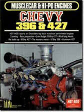 NEW Chevy 396 and 427 (Musclecar & Hi Po Engines Series) by R.M. Clarke
