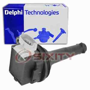 Delphi Ignition Coil for 2005-2016 Volvo S60 2.4L 2.5L L5 Wire Boot Spark sf