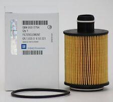 Mann Filter Diesel Oil Filter Cartridge Genuine GM Vauxhall Saab Chevrolet New