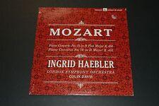Mozart Piano Concerto No. 15 & 16 Ingrid Haebler - Colin Davis FAST SHIPPING!!