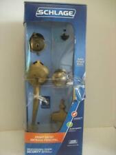 Schlage Professional Camelot Single Cylinder Door Entry Lock Handleset Nickel